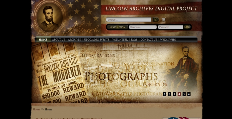 The Lincoln Archives